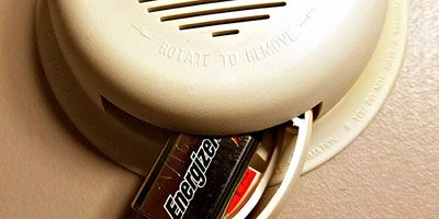 Change Air/Water Filters, Light Bulbs and Smoke Alarm Batteries